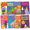Scholastic Poetry Pack x 8