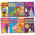 Scholastic Poetry Pack x 8