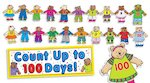 100th Day Counting Bears Bulletin Board