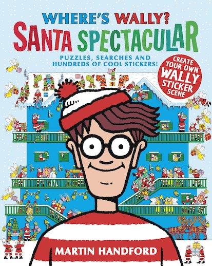 Where's Wally? Santa Spectacular - Scholastic Kids' Club