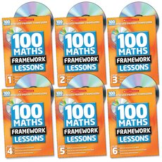 100 Maths Framework Lessons