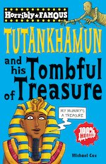 Tutankhamun and His Tombful of Treasure cover image