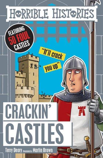 Crackin' Castles - Terry Deary