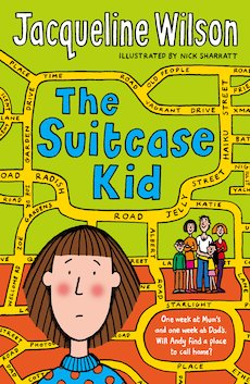 The Suitcase Kid x 6