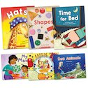 Guided Readers Library Pack: Book Band Pink A x 6