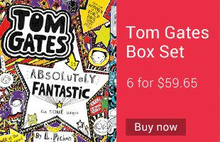 Tom Gates Box Set