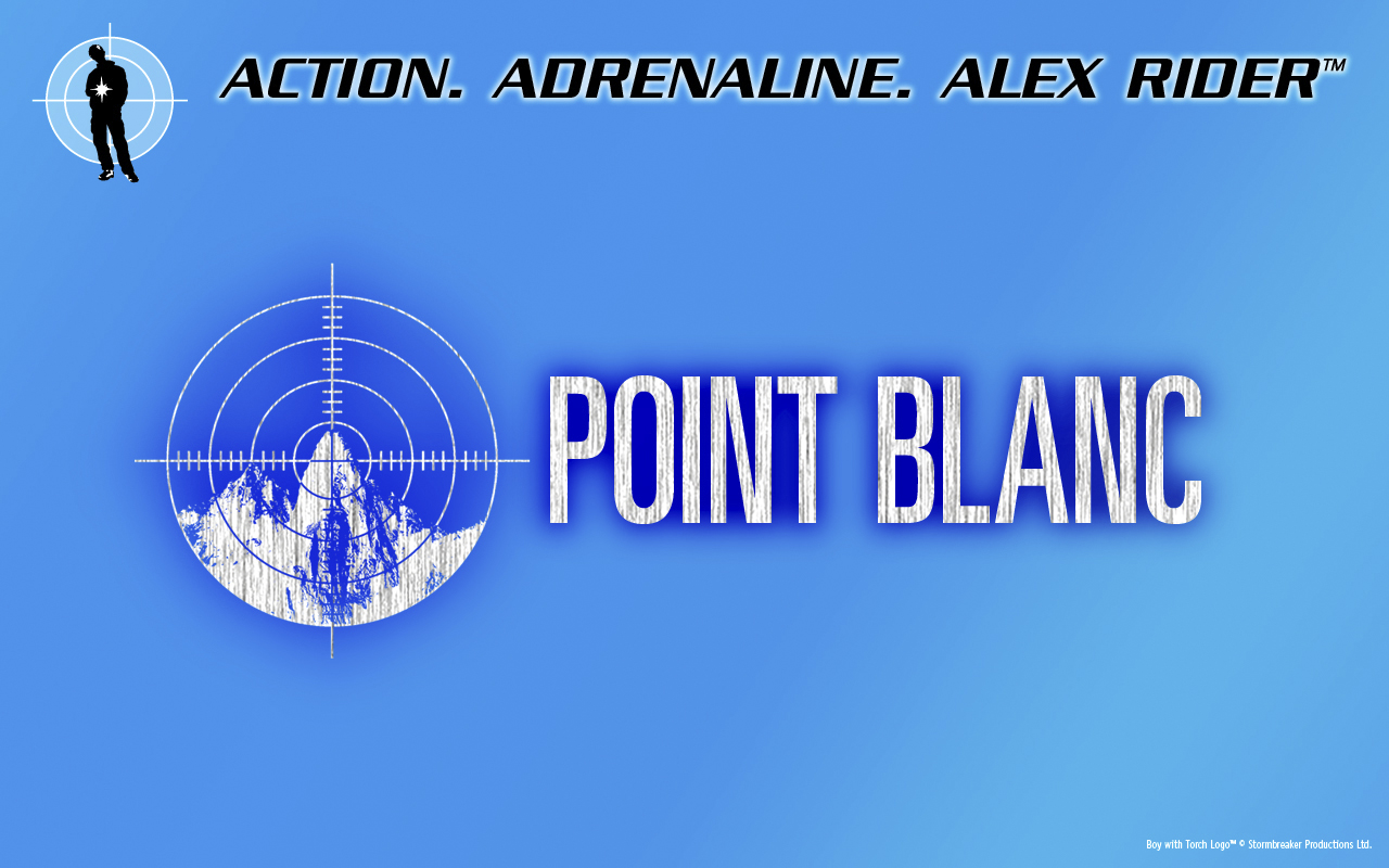 alex rider point blanc book report Goodreads summary: mi6 assigns alex rider, 14, undercover at an elite prep  school for teen rebels after two  gun disguised as a hp book  at point blanc,  alex meets dr grief and the small group of students that go to the.