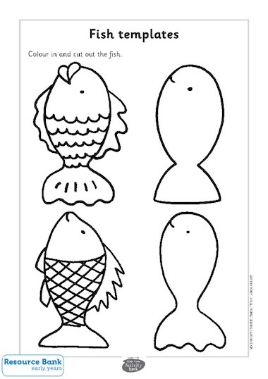 Fish templates for cutting out 28 images 25 best ideas about fish templates for cutting out fish templates early years teaching resource scholastic pronofoot35fo Image collections