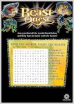 Beast Quest Wordsearch