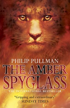 The Amber Spyglass (NE JUNIOR)
