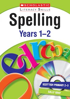 Spelling - Years 1-2