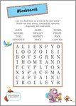 Albie wordsearch