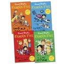 Famous Five Colour Reads Pack x 4