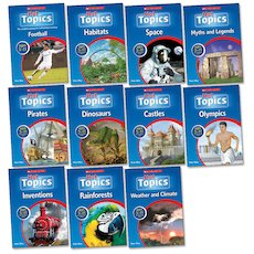 Hot Topics Teacher Resource Books Complete Pack