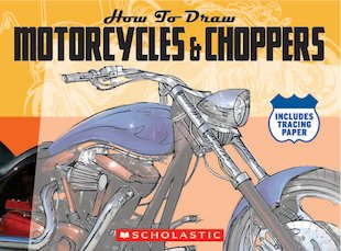 How to Draw Motorcycles and