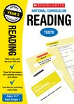 National Curriculum Tests: Reading Tests Years 2-6 Set x 6 (30 books)