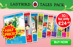 Ladybird Tales Pack - 10 for £24.99