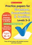 Grammar, Punctuation and Spelling (Levels 3-5)