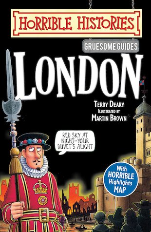 Gruesome Guides: London cover image