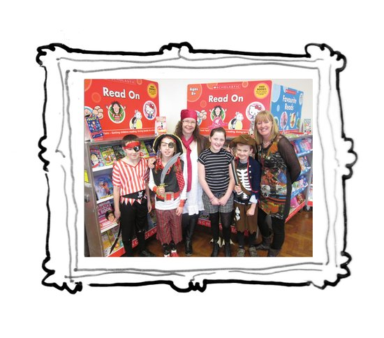 Toot Hill School: Scholastic Book Fairs