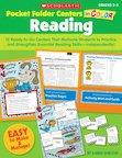 Pocket-Folder Centers in Color: Reading: Grades 2-3