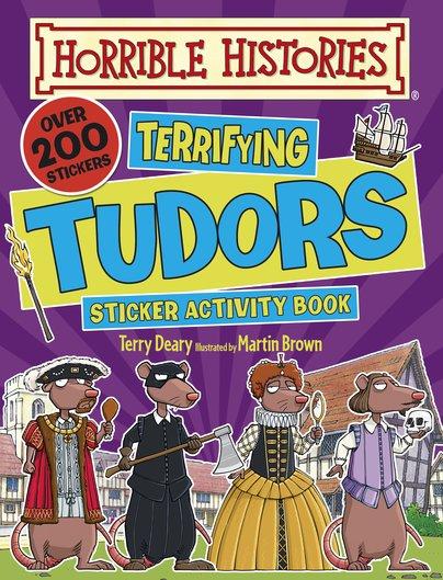 Terrifying Tudors - Martin Brown