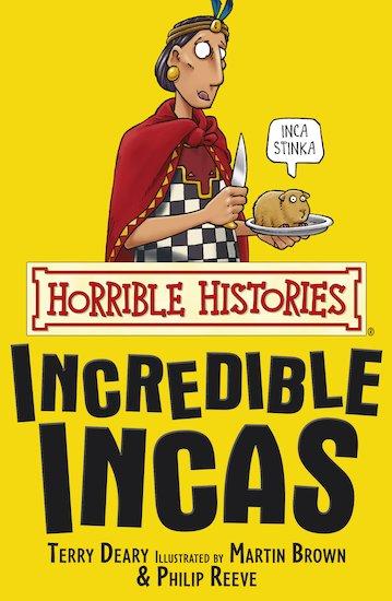 The Incredible Incas - Martin Brown