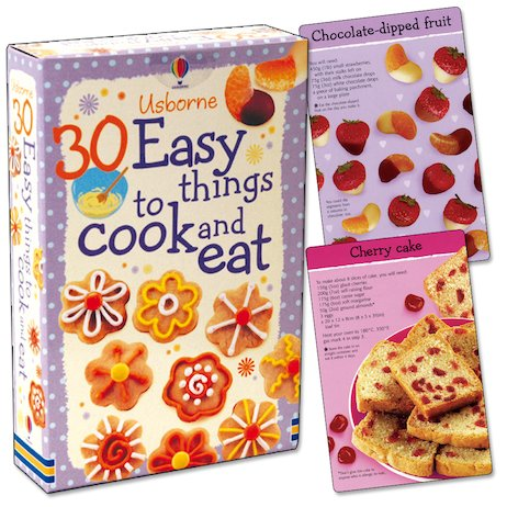 30 easy things to cook and eat scholastic kids 39 club