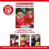 Scholastic Book Fairs Brochure