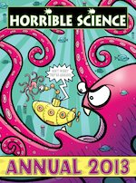 Horrible Science Annual 2013 cover image