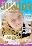 Junior Education April 2005