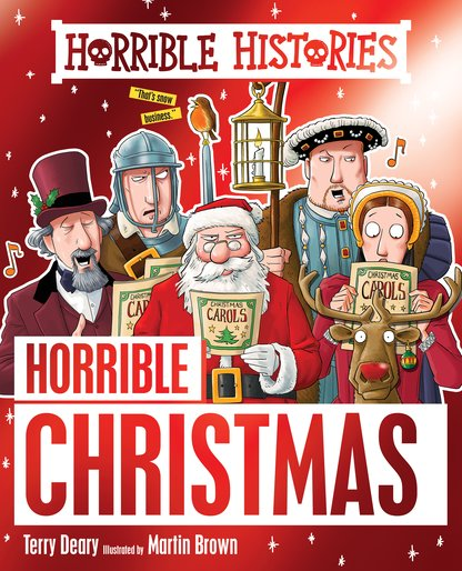 Horrible Christmas - Terry Deary