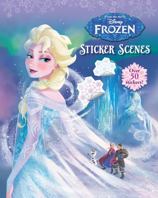 Disney Frozen: Sticker Scenes