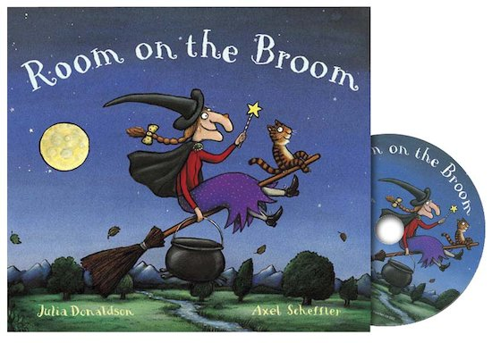 Room On The Broom Audio Book