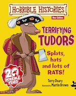Terrifying Tudors cover image