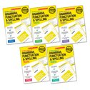 National Curriculum Tests: Grammar, Punctuation and Spelling Tests Years 2-6 Set (5 books)