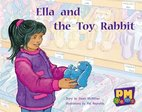 PM Yellow: Ella and the Toy Rabbit (PM Gems) Levels 6, 7, 8 x 6
