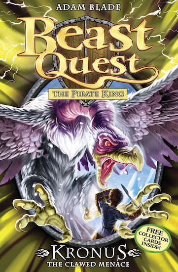 Beast quest series 8 47 kronus the clawed menace the stench of death