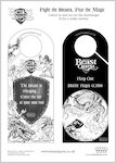 Beast Quest Doorhanger