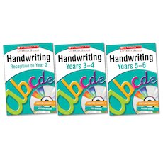 Scholastic Literacy Skills: Handwriting Complete Pack