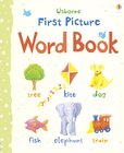 Usborne First Picture Word Book
