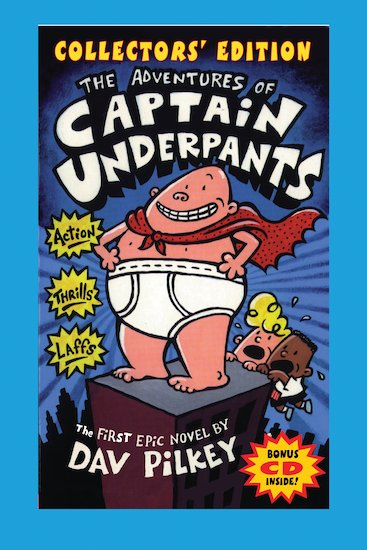 captain underpants the adventures of captain underpants