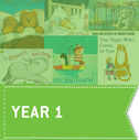 Pie Corbett Reading Spine Year 1 Pack x 12