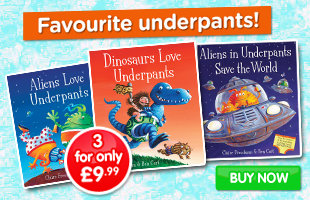 Aliens in Underpants Pack