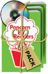 Popcorn Readers: Level 2 Book + Audio CD Pack
