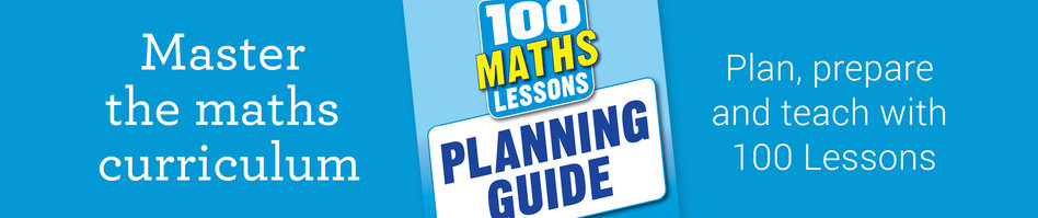 New 100 series banner maths 1209651