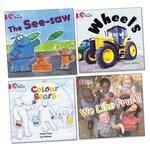 Big Cat Readers Pack: Book Band Pink 1B