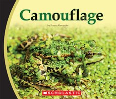 Guided Readers: Camouflage x 6