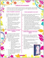 Create your own Secret Garden - Free Downloadable