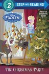 Step into Reading: Frozen - The Christmas Party